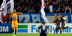 Japan qualifies for World Cup, beats Australia 2-0 – Sacramento Bee