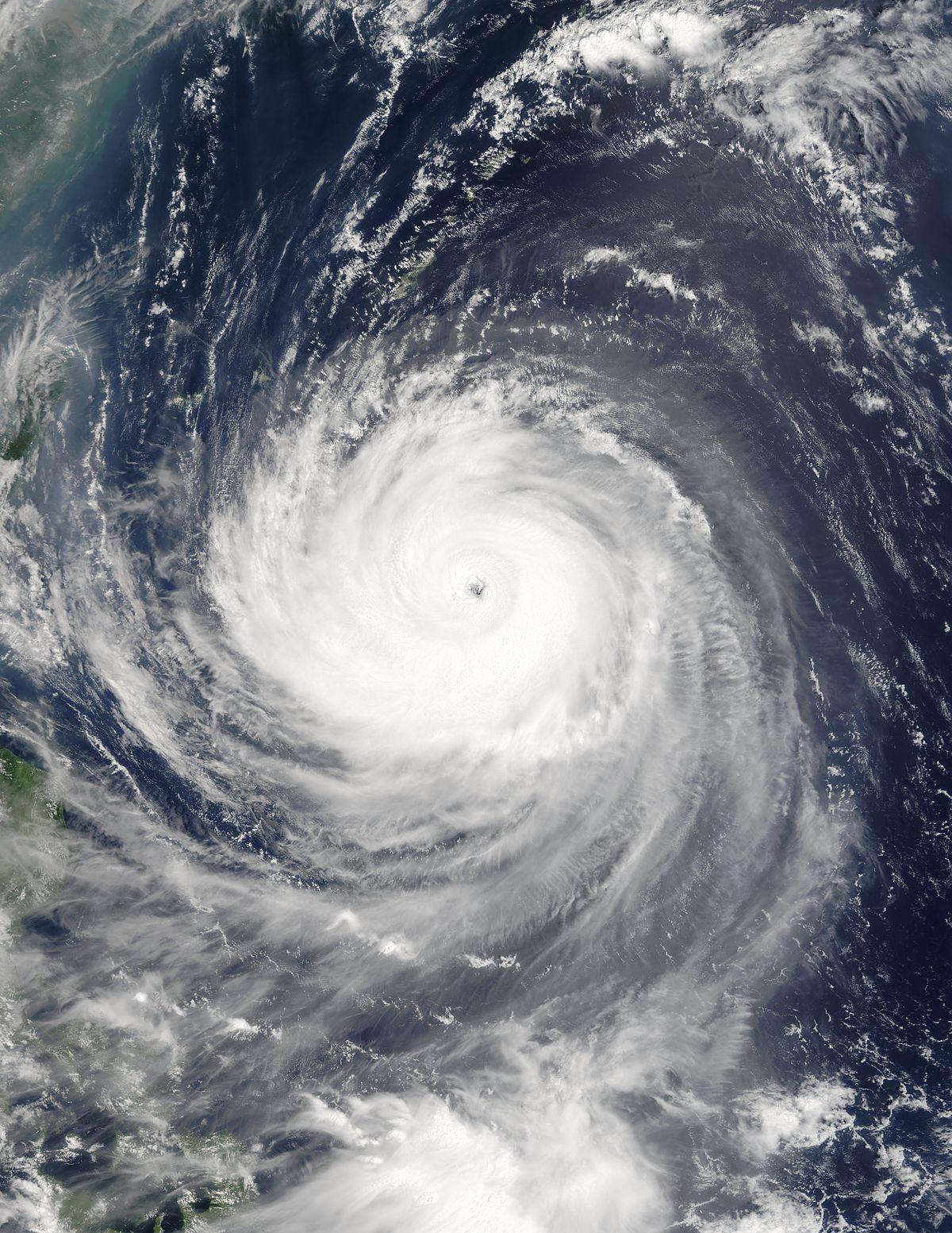 Typhoon Talim to Intensify; Potential Threat to Taiwan, China and Japan – The Weather Channel