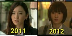 [Angel] transition of Yui Aragaki is too cute wwwwwwwww