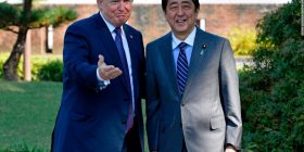 In Japan, Trump talks tough, yet 'friendly,' on trade – Washington Post