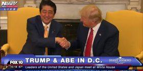 Trump meets Japan, Australia leaders, discusses trade, North Korea threat – Reuters