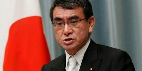 """[Kono] comfort women issue, Japan """"Japan-Korea relations managed (deal) becomes impossible,"""" announced change as """"absolutely unacceptable"""" of Korea agreed with the warning"""