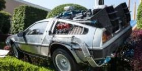 [Remodeling] of the modern DeLorean wwww was a rainy day electric car