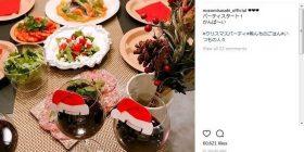 [Scary] Yafukome women's rage to Sasaki Nozomino Xmas cuisine