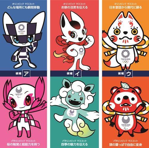 [Sad news] Tokyo Olympics mascot is too Dasa WWWWWWWWWWWWWWWWWWWWWW