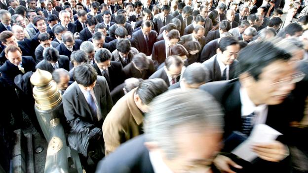 Japan bosses face life-and-death struggle – Financial Times
