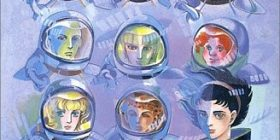 """Speaking of the three major girls' comics, """"The Rose of Versailles"""", """"Glass no Kamen"""" After one what?"""