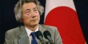 """Former Prime Minister Koizumi """"I thought that another hard to advance the primary zero in the Abe administration"""" ← you, king"""