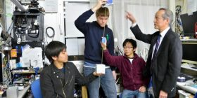 [Chest heat] in the space elevator challenge is Japan University Faculty of Science and Technology → total cost of 10 trillion yen → theoretically possible