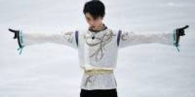 """[Good news] Yuzuru Hanyu's, one after another Buttagiru a low-level questions of the press. Media """"thing was delicious in Korea?"""""""