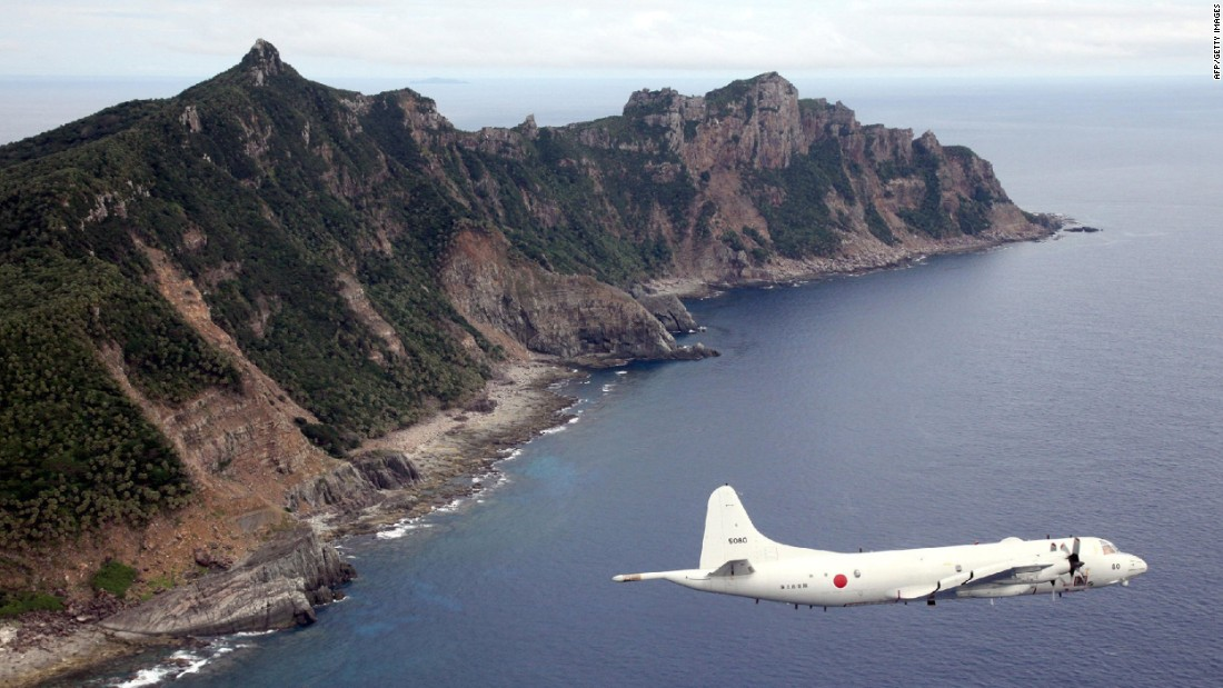 3 Chinese ships enter Japan's waters – NHK WORLD