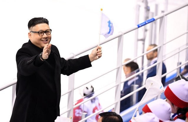 [Sad news] Kim Jong-un's, are also thrown out to cheer along with North Korea beautiful woman cheering
