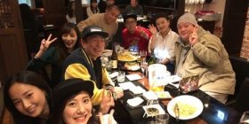 [Image] Matsuko Deluxe to the birthday party of Ken Shimura participated in plain clothes