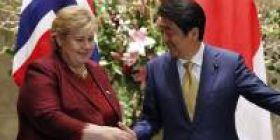 Japan and Norway agree to jointly work against North Korea's nuclear program – The Japan Times