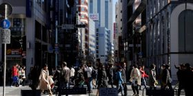 Japan fourth quarter GDP rises 0.5 percent on consumer spending – CNBC