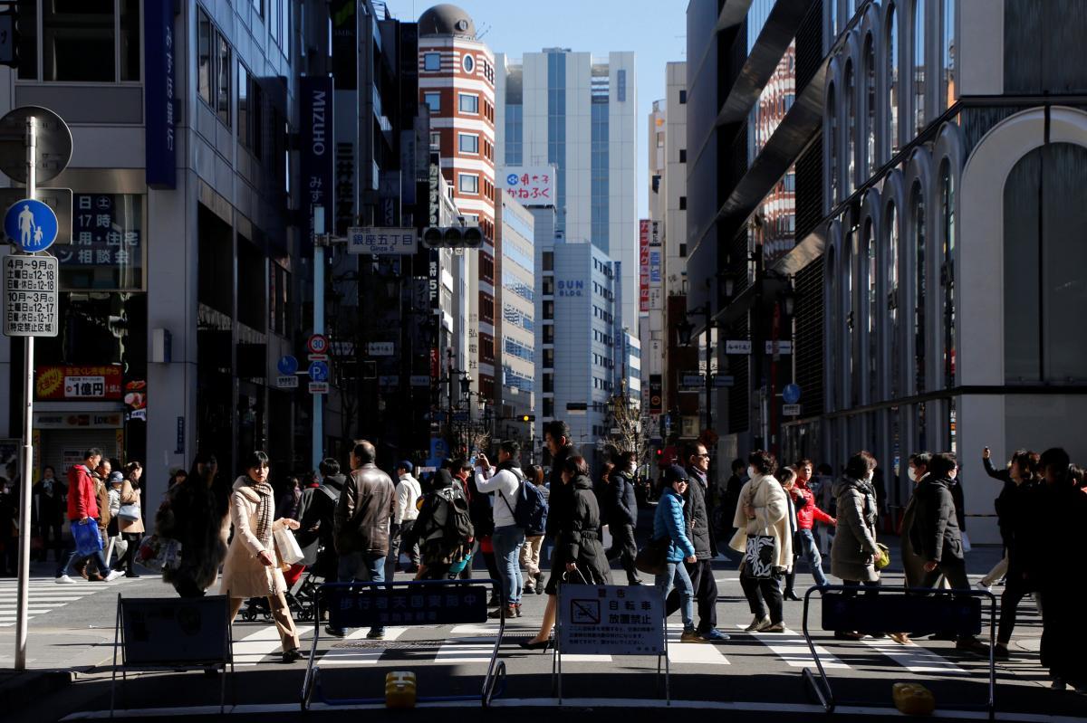 Japan fourth quarter GDP rises 0.5 percent on consumer spending – CNBC