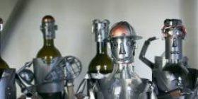 """Robot """"Hakoo, Hakobimasu"""" person """"the way to braze! W"""""""
