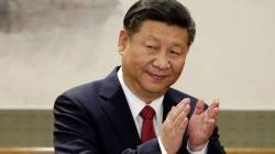 China, passed a constitutional amendment to allow for long-term administration of Mr. Xi Jinping. Favor 2958 votes, opposed 2 votes