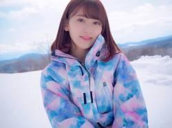 HKT48 · Sakura Miyawaki's face arts
