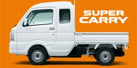 [Good news] Light truck which can be used for Suzuki for dating is too fashionable for release