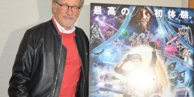 """Spielberg """"I played"""" Mario """"at PlayStation and so on"""""""