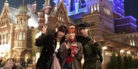 【Good news】 Hashimoto Naoya Kyary Pamyu Pamu Myo Top also, 3 people to Disney Sea
