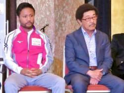 "Governor Okinawa 's Okinawa Governor ""Prefectural People Honorary Award"" -> Boxing Higaoka Ogo – Kimishi Used ""I will withdraw"""