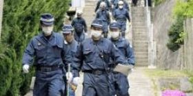 Mr. Hiroshima Prefectural Police and Ehime Prefectural Police Mobilized a total of 12,000 investigators, but now I can not catch a deserter