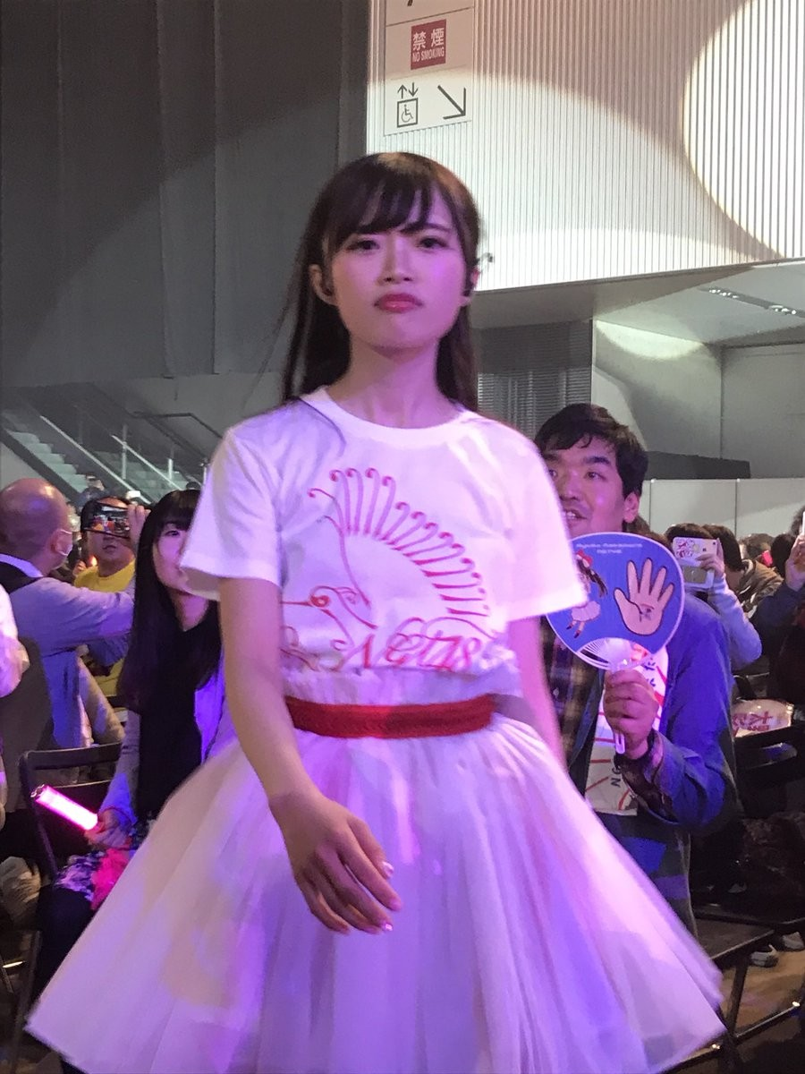 【Mad cow】 This is Akimoto Ko's latest hidden secret child NGT 48 Nakai Rika chan