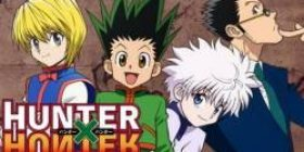 If this picture was HUNTER x HUNTER, were you taking the world?