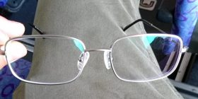 [Sad news] Wow, I think that it is different something after 10 minutes of glasses I bought after examining for 15 minutes