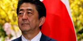 Scandal clouds darken for Japan's Abe ahead of Trump summit – Reuters