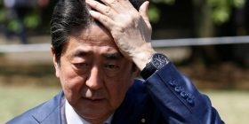 Voter support for Japan's Abe slips amid calls for finance minister to quit – Reuters