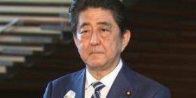There was no meeting with Prime Minister Abe and the president's chief executive officer!
