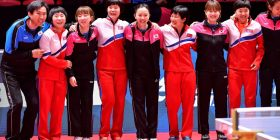 World Table Tennis Women's Enemies Become Fellows to Face a Magnificent Enemy Collectively ignoring the royal road story war villain Japan