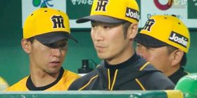[Sad news] Hiroki Kamimoto (Hanshin), the director is blocked from hitting the cycle (second time in a year for the first time in a year)