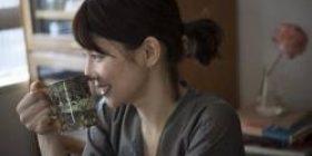 Yuriko Ishida, an instructor burned in the impression of a customer service,