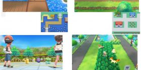 [With comparison image] New Pokemon, image quality was good with Maji