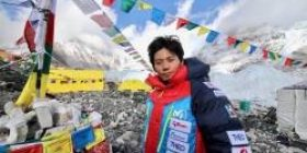 【Dread: Climber Fista Kuriyoshi (35 years old) died * Kuriki Furuta who lost nine fingers, live coverage of the Everest climb of the desire with AbemaTV. From 16 o'clock on the 21st