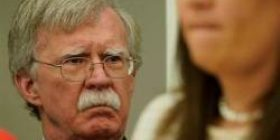 "Rice · Bolton ""We will never repeat past failures of being dragged into endless consultation with North Korea expecting return"