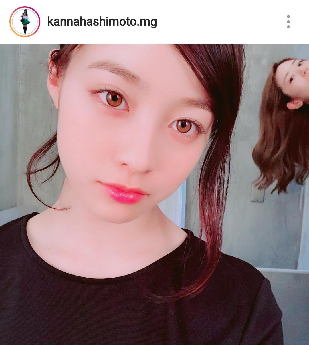 Mr. Kanna Hashimoto becomes a sister