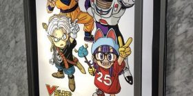 [Good news] Akira Toriyama's picture a little closer to the heyday