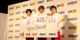 Three people former SMAP to Lot 's CM! I'm getting more work from Kimtaku Warata