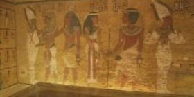 The tomb of King Tutankhamen There was no hidden room The Japanese side investigation team refuted