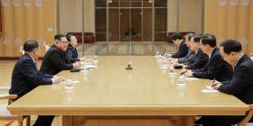 Holding second summit meeting with President Masayuki Sensei