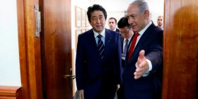 Netanyahu puts wrong foot forward by serving Japan's Abe dessert in a shoe – Washington Post