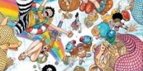 【Good news】 One Piece, Tutor books We set a new record following annual sales for 10 consecutive years