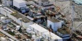 At the Fukushima Daiichi Nuclear Power Plant (Okuma, Futaba Town), a 50-year-old male worker of a cooperating company collapsed outside the premises after work, announced that death was confirmed at the destination hospital. The causes of death and causal relationship with work are unknown.