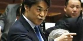 """Mr. Hiroyuki Konishi """"It was cool to be impressed with Osamu's interview, Prime Minister Abe is sinful."""""""