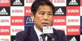 """Akira Nishino """"A voice saying"""" It is OK to draw """"got up during the half time of Colombia warfare"""""""